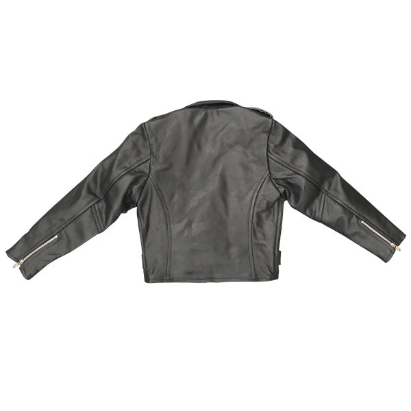 Kid's Kings Canyon Leather Jacket