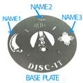 Black Curr Dog DISC-IT