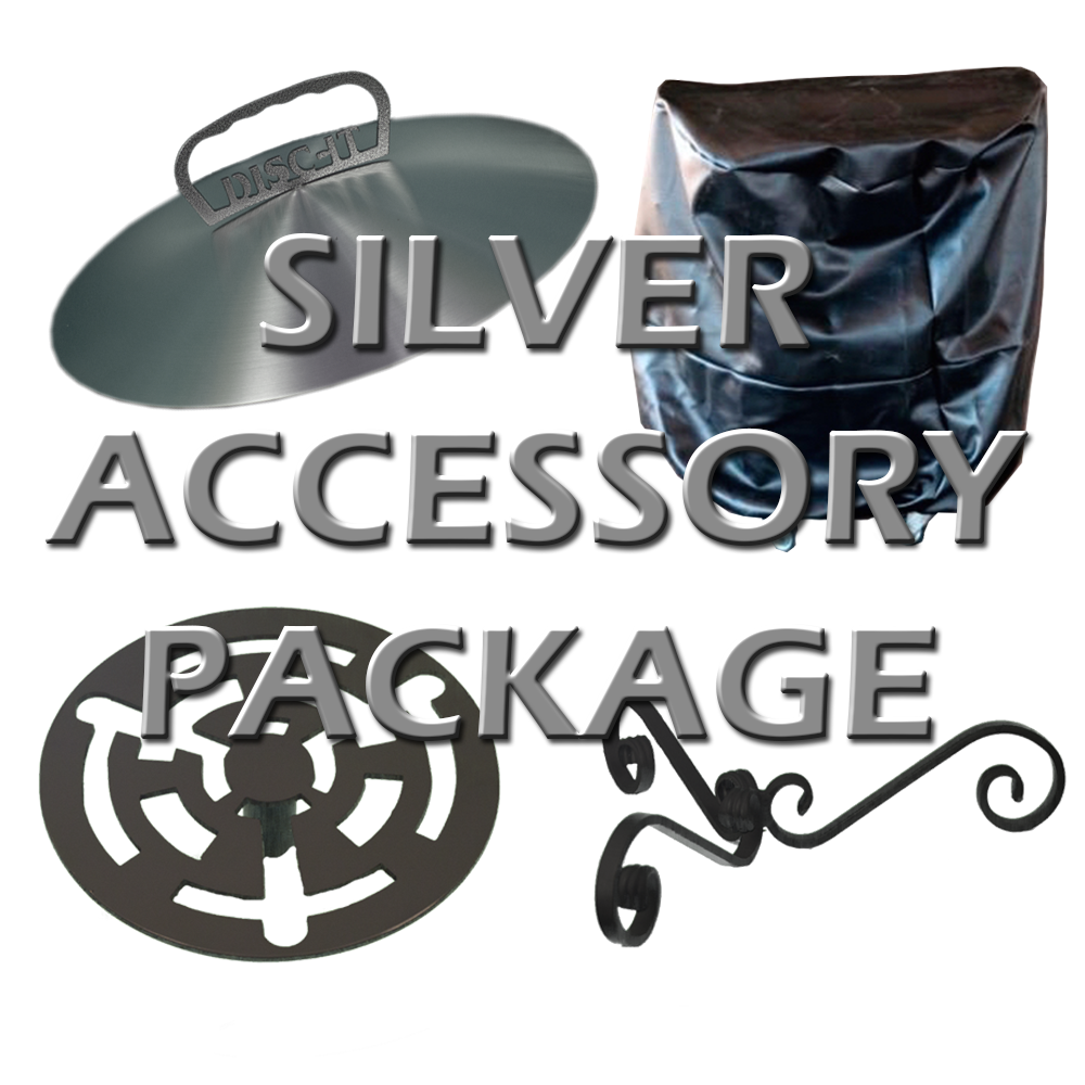 Silver Accessory Package