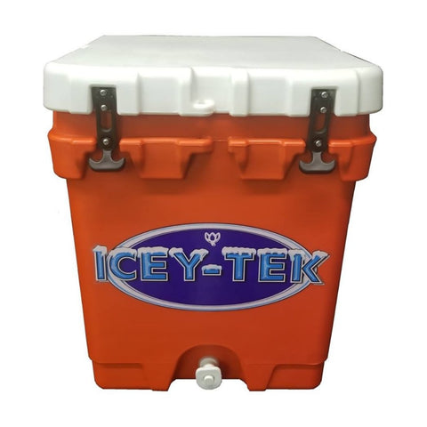 ICEY-TEK 40 QT (10 Gallon) Rugged Water Cooler