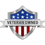Image of 100% Veteran Owned & Operated