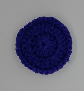 Dark Lavender Purple Nylon Dish Scrubbies