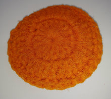 Load image into Gallery viewer, Dark Orange Nylon Dish Scrubbies