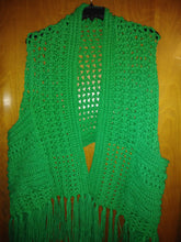 Load image into Gallery viewer, Emerald Green Ladies Pocket Shawl Women's Accessories