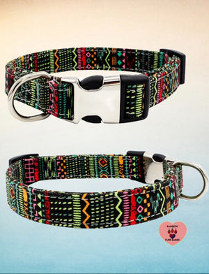 Multi-Pattern Splash Furrbaby Collars☆ (US)
