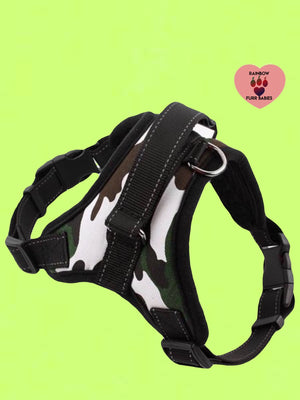 The Big Spot Harness Camo