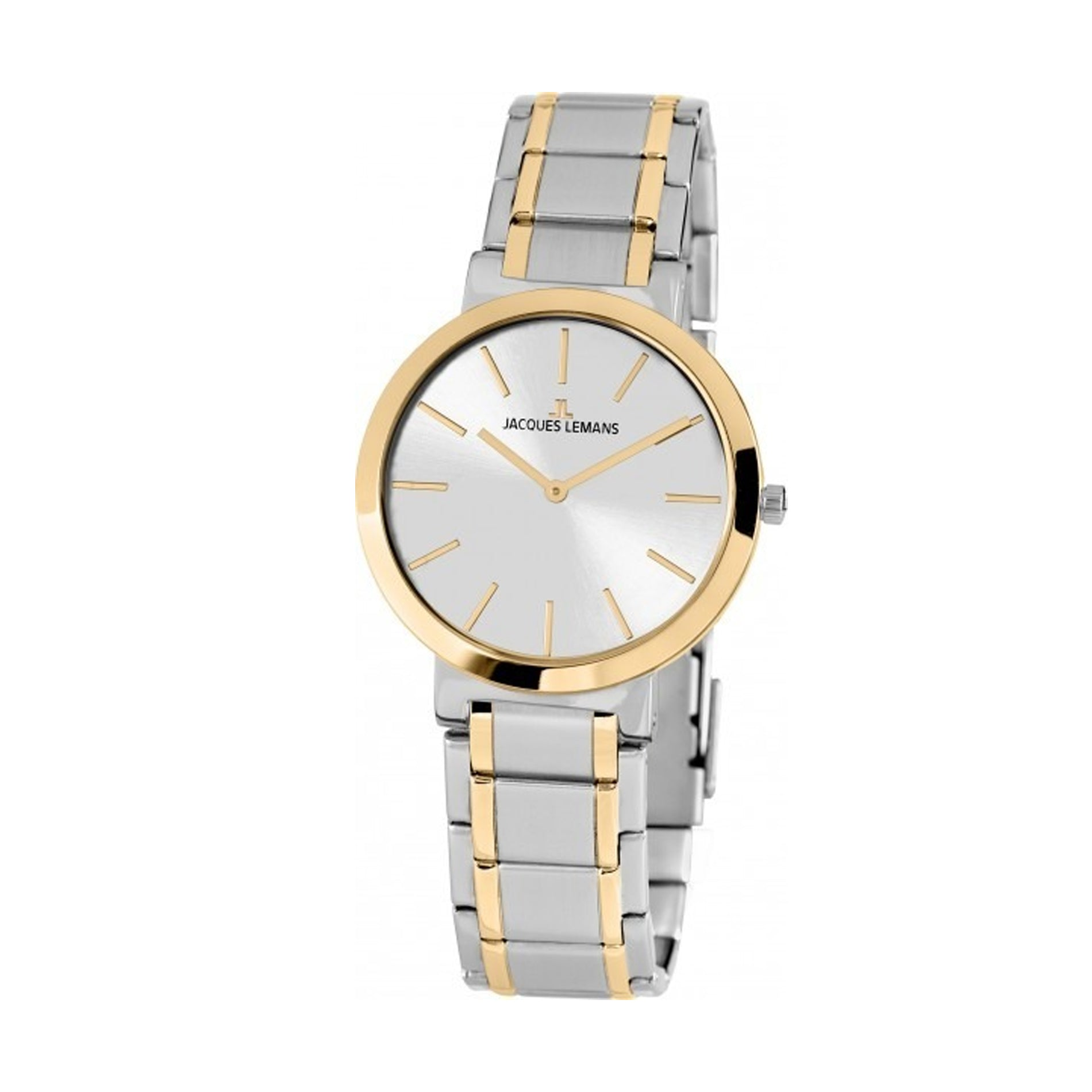 Reloj Jacques Lemans  Mujer Bicolor