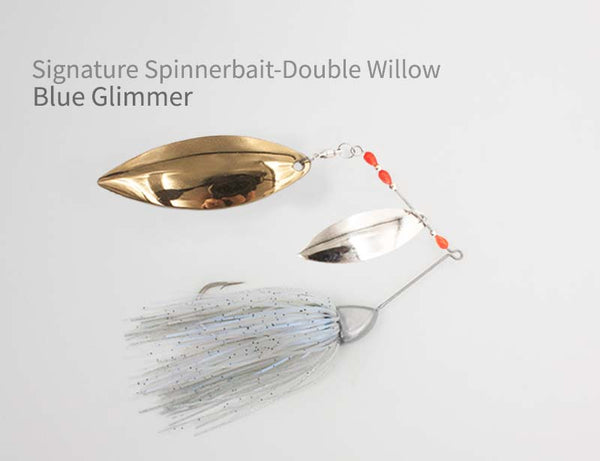 Signature Spinnerbait - Double Willow