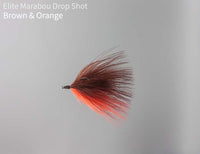 Elite Marabou Drop Shot - 2pk