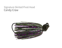 Signature Skirted Pivot Head