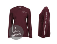 Women's Performance Long Sleeve