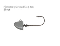 Perfected Swimbait Sled - 4pk