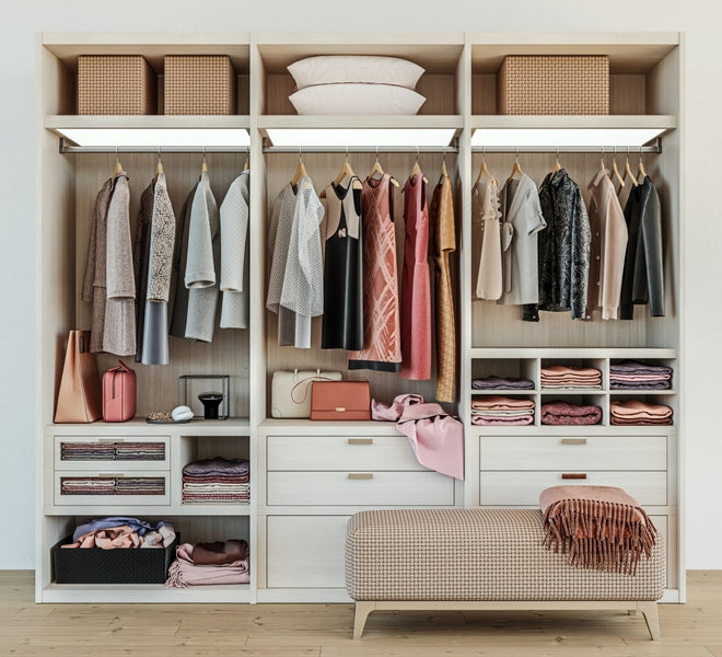Browse social media, turn on the TV, do a quick YouTube search — home organization ideas are everywhere
