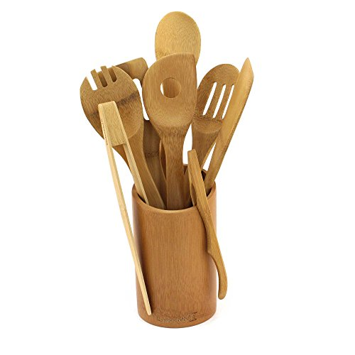 25 Greatest Bamboo Utensil Holders 2019