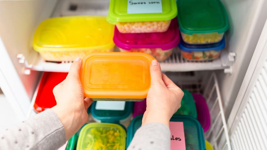 How to organize your freezer the right way