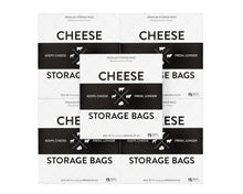 Load image into Gallery viewer, Best formaticum collection cheese storage bags 75 food storage bags 50 and cheese storage paper with adhesive labels 75