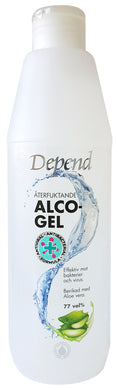 Alcogel 1157 77 vol% 500 ml