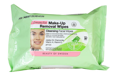 Make-up Removerservietter 25pcs