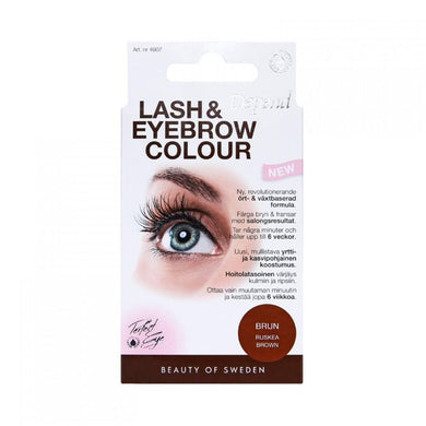 Lash & Eyebrow Colour - Brun 4907-1