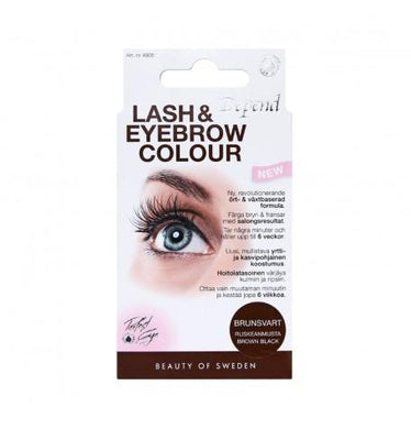 Lash & Eyebrow Colour - Brunsvart 4905