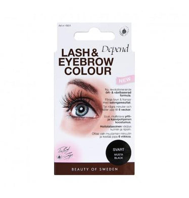 Lash & Eyebrow Colour - Svart 4904-1