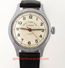 H SAMUEL CLIMAX LEVER SMITHS DELUXE GRADE ANTARCTIC A458/A460 17 ENGLISH WRISTWATCH