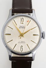ASTRAL SMITHS CHROME AND STEEL ENGLISH GENTS WRISTWATCH