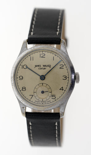 JAMES WALKER LTD RETAILED ENGLISH SMITHS WRISTWATCH BOXED C 1951