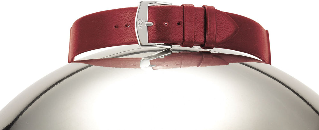 STRAP ZRC 634 LAMBSKIN WITH LAMBSKIN LINING PARALLEL FIT
