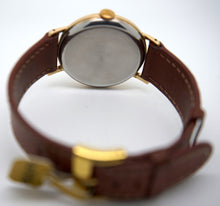 TRADE ASTRAL SMITHS GENTS GOLD PLATE AND STEEL 15 JEWEL WRISTWATCH TRADE