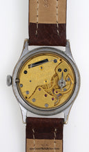 J W BENSON LONDON TROPICAL SMITHS ROMAN NUMERAL DIAL DENNISON AQUATITE CASE SMITHS C 1953 9