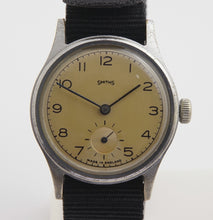 SMITHS EARLY 12-15 DENNISON AQUATITE WRISTWATCH C 1952  BASIS OF THE EVEREST MODEL.3