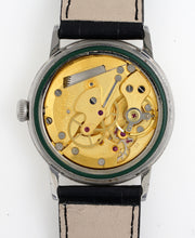 ASTRAL SMITHS STAINLESS STEEL 1960'S 17 JEWEL MADE IN ENGLAND WRISTWATCH 1960'S 2