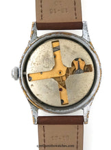DELUXE SMITHS A404 C1953 EVEREST PATTERN WATCH