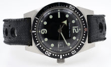 ASTRAL SMITHS DIVERS WATCH 1970 MADE IN ENGLAND STAINLESS STEEL WRISTWATCH NO6