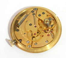 ASTRAL SMITHS VINTAGE GENTS ENGLISH ROMAN DIAL 1970 9CT GOLD CASE PRESENTED '69
