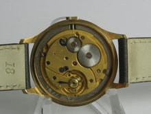 IMPERIAL SMITHS 19 JEWEL SMITHS MADE IN ENGLAND GOLD PLATED WRISTWATCH STOCK NO 9913