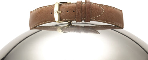 STRAP ZRC 534 TEXAS GRAINED CALF WITH NUBUCK LINING
