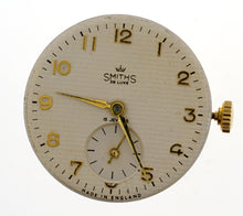 DELUXE SMITHS GENTS 9CT GOLD PRESENTATION WRISTWATCH SERVICED