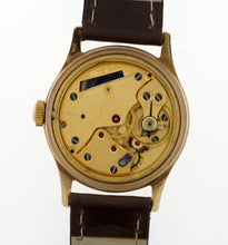 GARRARD SMITHS RETAILED FOR FORD PRESENTATION WATCH WITH SMITHS 18 JEWEL HIGHEST GRADE MANUAL MOVEMENT IN THE ORIGINAL FORD BOX WITH PAPERS 2