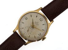 DELUXE SMITHS GENTS GOLD PLATED WRISTWATCH EXCELLENT TIMEKEEPER