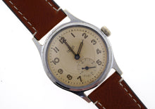 DELUXE SMITHS A404 C1955 EXPEDITIONARY PATTERN WATCH SERVICED