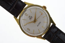 EVEREST SMITHS GOLD PLATED  AUTOMATIC ENGLISH WATCH C 1962 GOOD ORIGINAL PIECE MODEL SW301