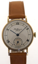 SMITHS J W BENSON 15J GENTS ENGLISH 1954 20 YEARS TUBE INVESTMENTS WATCH