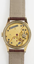 GARRARD SMITHS 18 JEWEL ENGLISH HIGH GRADE WRISTWATCH C1955