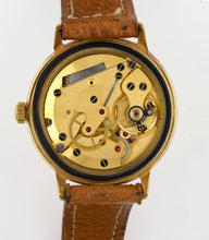 ASTRAL SMITHS 17 JEWEL ST454 SLIMLINE GOLD PLATED GENTS ENGLISH WRISTWATCH NR MINT