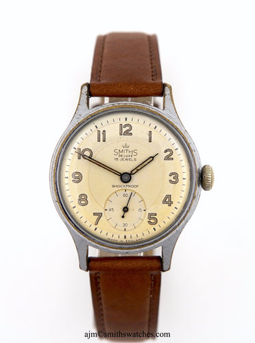 DELUXE SMITHS A404 WATCH NEAREST PATTERN WATCH AVAILABLE TO THE ACTUAL EXPEDITION MODEL