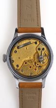 "DELUXE SMITHS A 404 EXPEDITION MODEL WRISTWATCH C 1958 WITH ""TROPICAL"" DIAL"