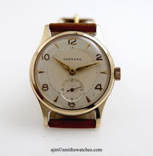 SMITHS WATCH WITH 18 JEWEL HIGHEST GRADE MANUAL MOVEMENT WITH BOX AND OUTER  BOX