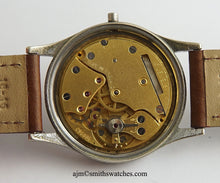 SMITHS EARLY PRE-HILLARY TYPE WRISTWATCH C 1951